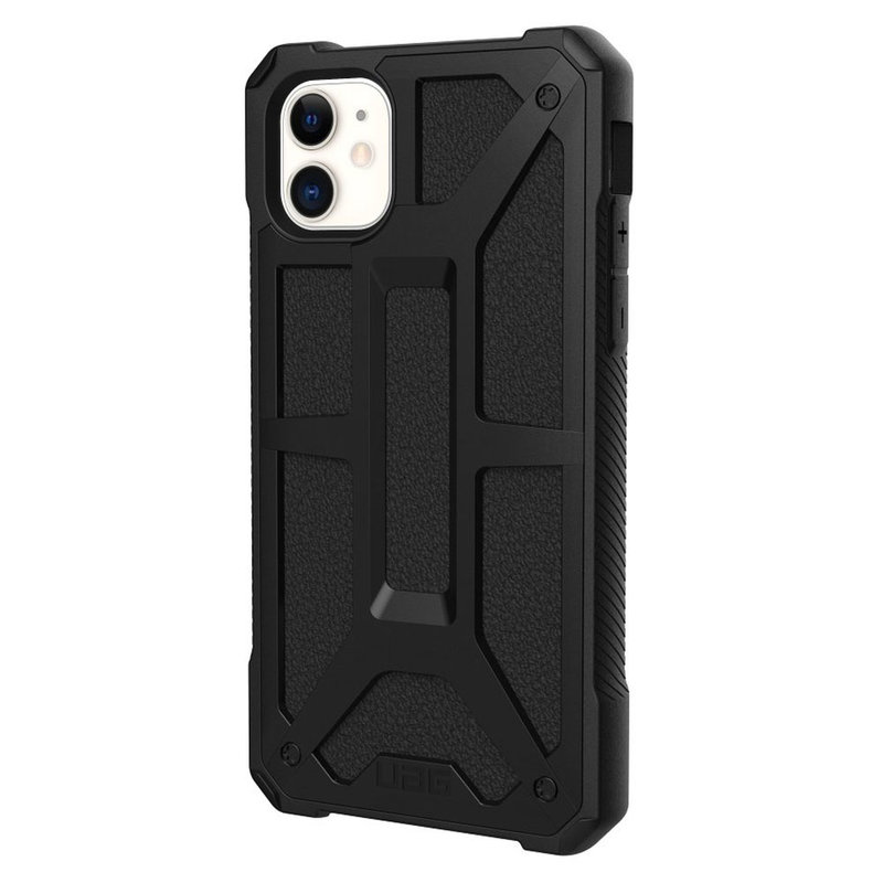 Husa iPhone 11 UAG Monarch Series - Black