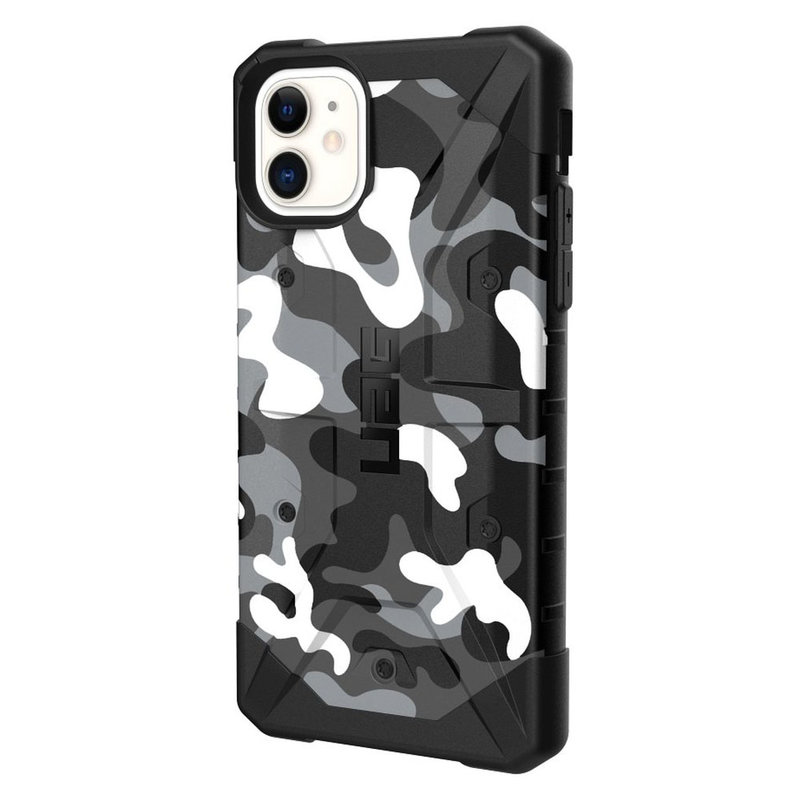 Husa iPhone 11 UAG Pathfinder Series - Arctic Camo