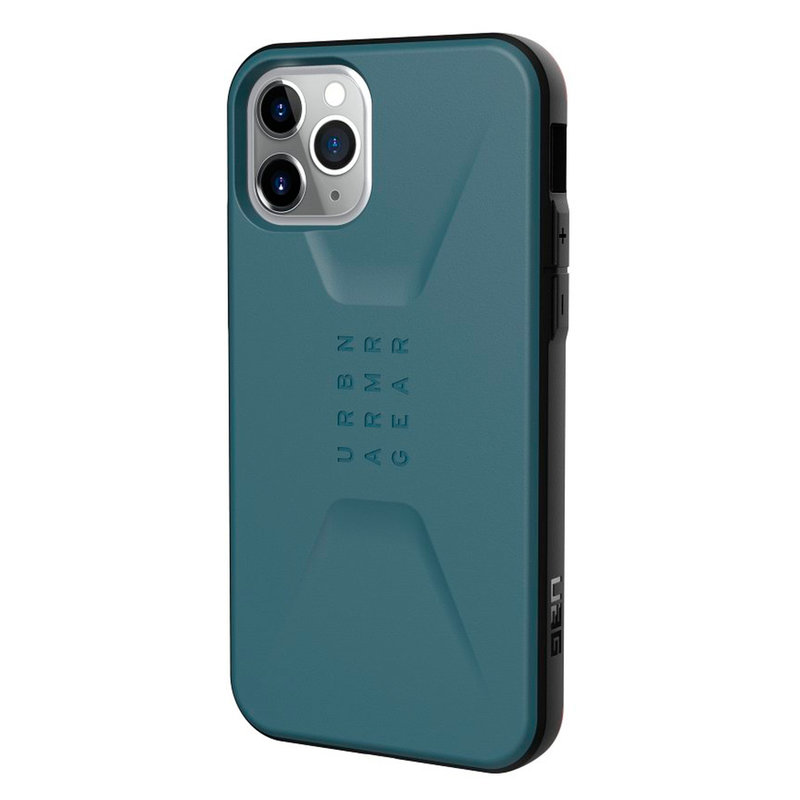 Husa iPhone 11 Pro Max UAG Civilian Series - Slate