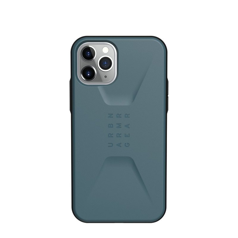 Husa iPhone 11 Pro UAG Civilian Series - Slate