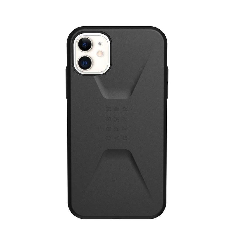Husa iPhone 11 UAG Civilian Series - Black