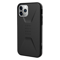Husa iPhone 11 Pro UAG Civilian Series - Black