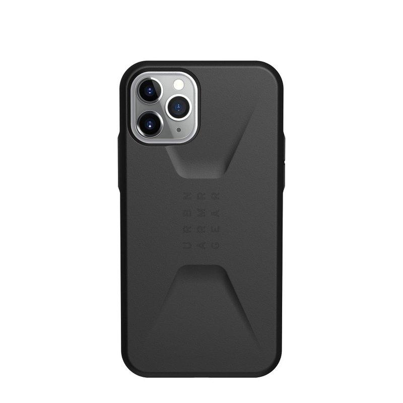 Husa iPhone 11 Pro Max UAG Civilian Series - Black