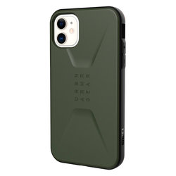 Husa iPhone 11 UAG Civilian Series -  Olive Drab