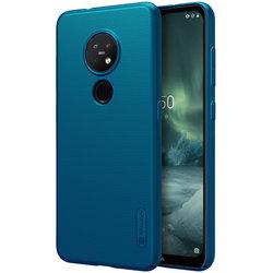 Husa Nokia 7.2 Nillkin Super Frosted Shield - Blue