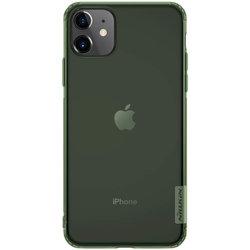Husa iPhone 11 Nillkin Nature UltraSlim - Dark Green