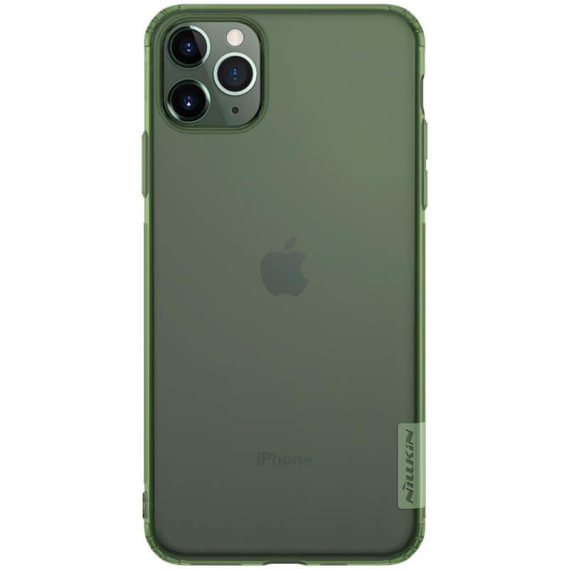 Husa iPhone 11 Pro Max Nillkin Nature UltraSlim - Dark Green