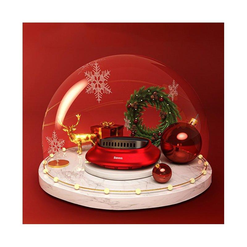 [Pachet 4x] Accesorii Auto Baseus Christmas Gift Set - Editie Limitata