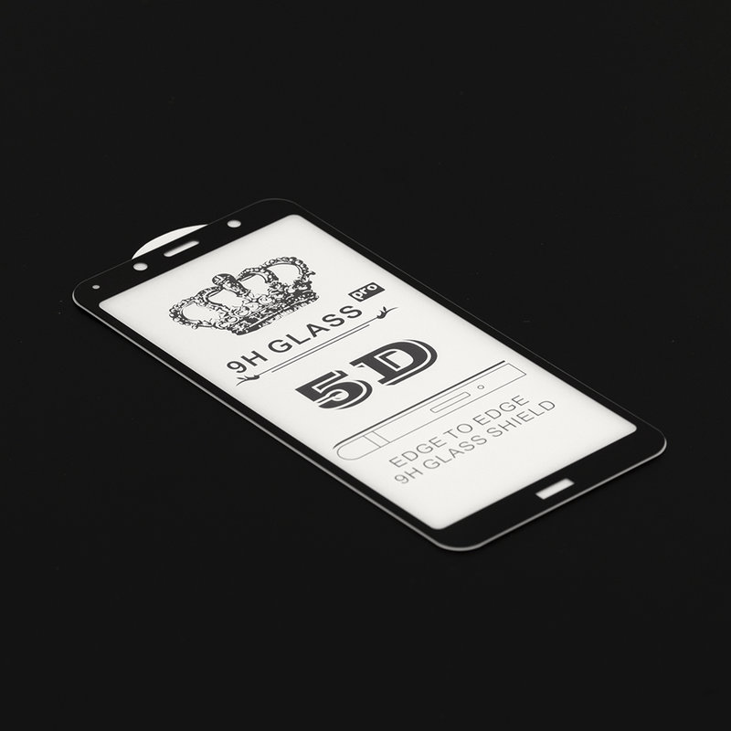 Folie Protectie Wozinsky Xiaomi Redmi 7A FullGlue FullCover - Black