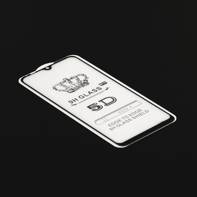 Folie Protectie Wozinsky Xiaomi Mi A3 / Mi CC9e FullGlue FullCover - Black