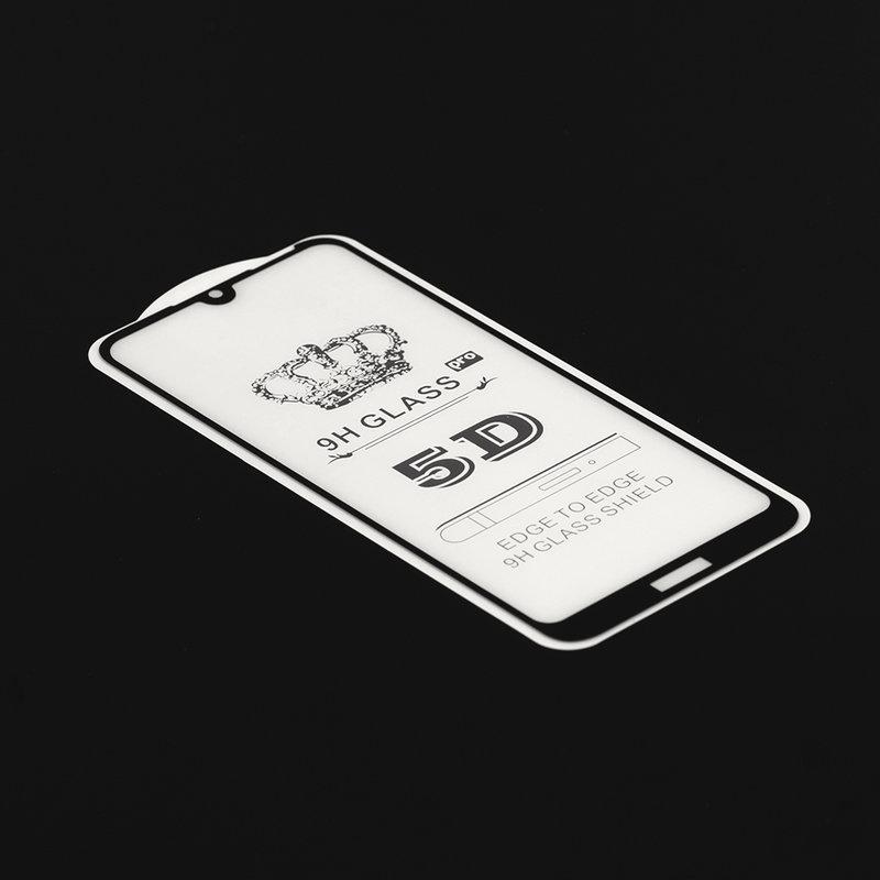 Folie Protectie Wozinsky Huawei Y6 2019 FullGlue FullCover - Black