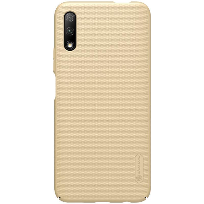 Husa Huawei Honor 9X Nillkin Super Frosted Shield - Gold