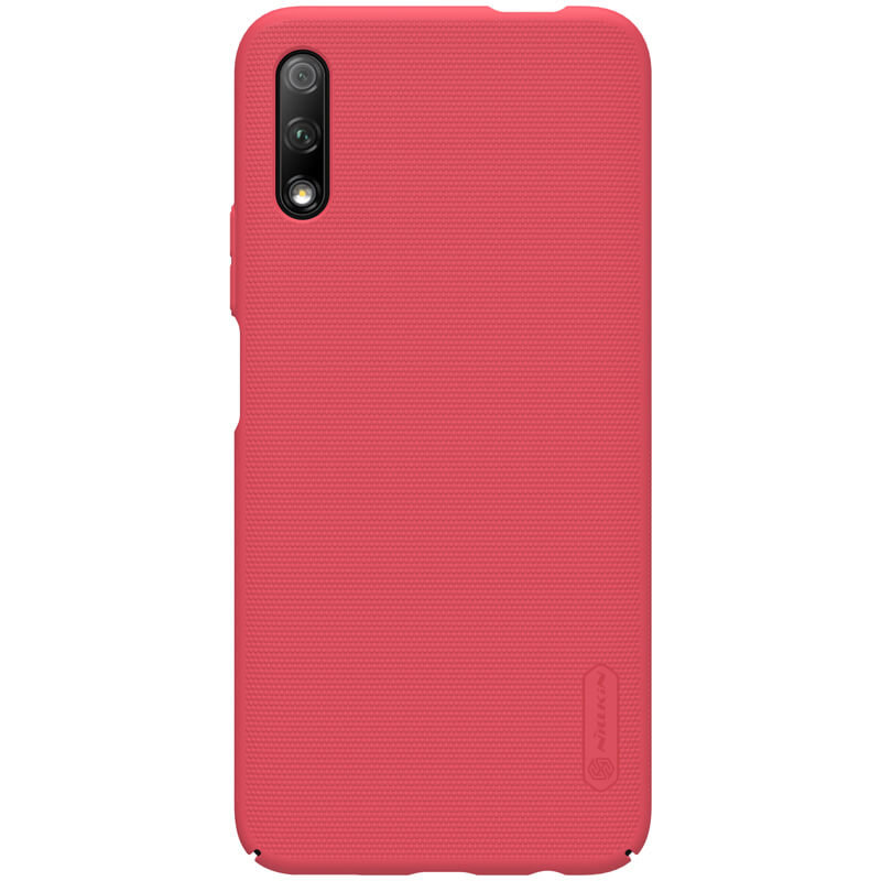 Husa Huawei Honor 9X Nillkin Super Frosted Shield - Red