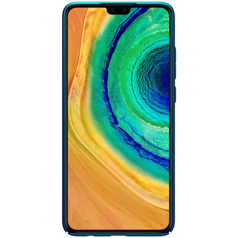 Husa Huawei Mate 30 Nillkin Super Frosted Shield - Blue