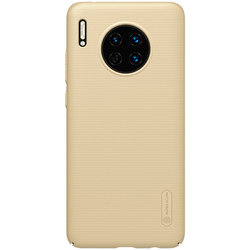 Husa Huawei Mate 30 Nillkin Super Frosted Shield - Gold