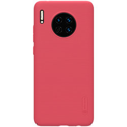 Husa Huawei Mate 30 Nillkin Super Frosted Shield - Red