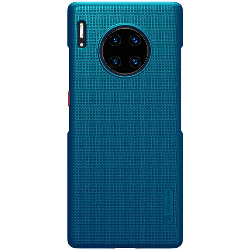 Husa Huawei Mate 30 Pro Nillkin Super Frosted Shield - Blue