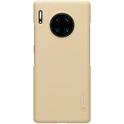 Husa Huawei Mate 30 Pro Nillkin Super Frosted Shield - Gold