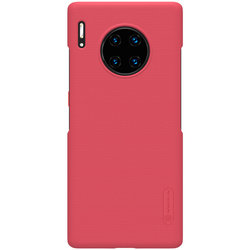 Husa Huawei Mate 30 Pro Nillkin Super Frosted Shield - Red