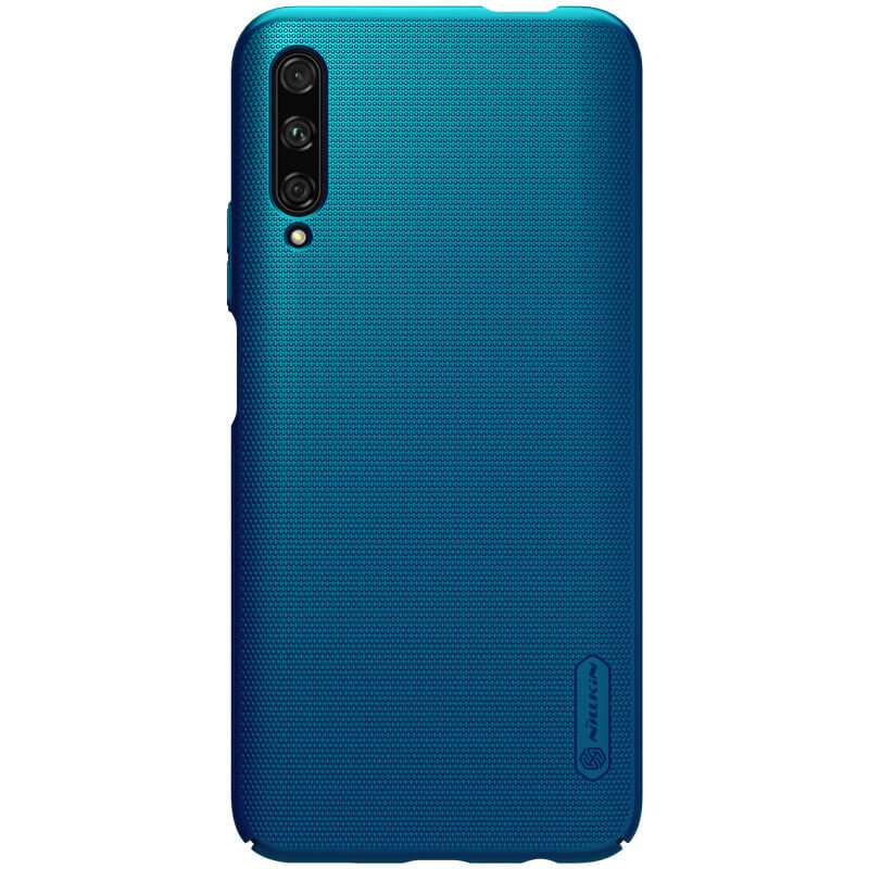 Husa Huawei Honor 9X Pro Nillkin Super Frosted Shield - Blue