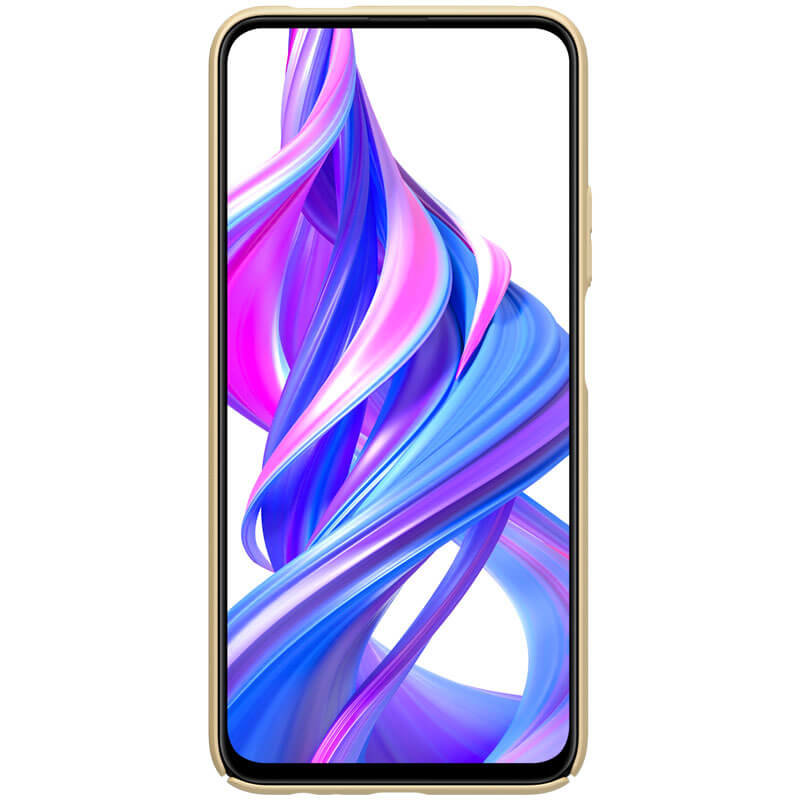 Husa Huawei Honor 9X Pro Nillkin Super Frosted Shield - Gold