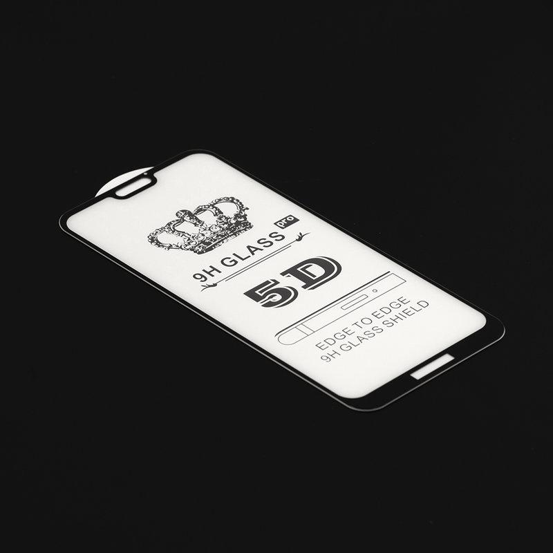 Folie Protectie Wozinsky Huawei P20 Lite FullGlue FullCover - Black