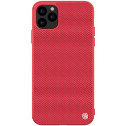 Husa iPhone 11 Pro Max Nillkin Textured Case - Red