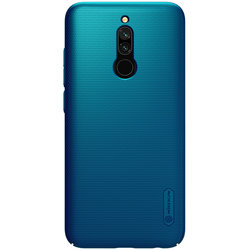 Husa Xiaomi Redmi 8 Nillkin Super Frosted Shield - Blue