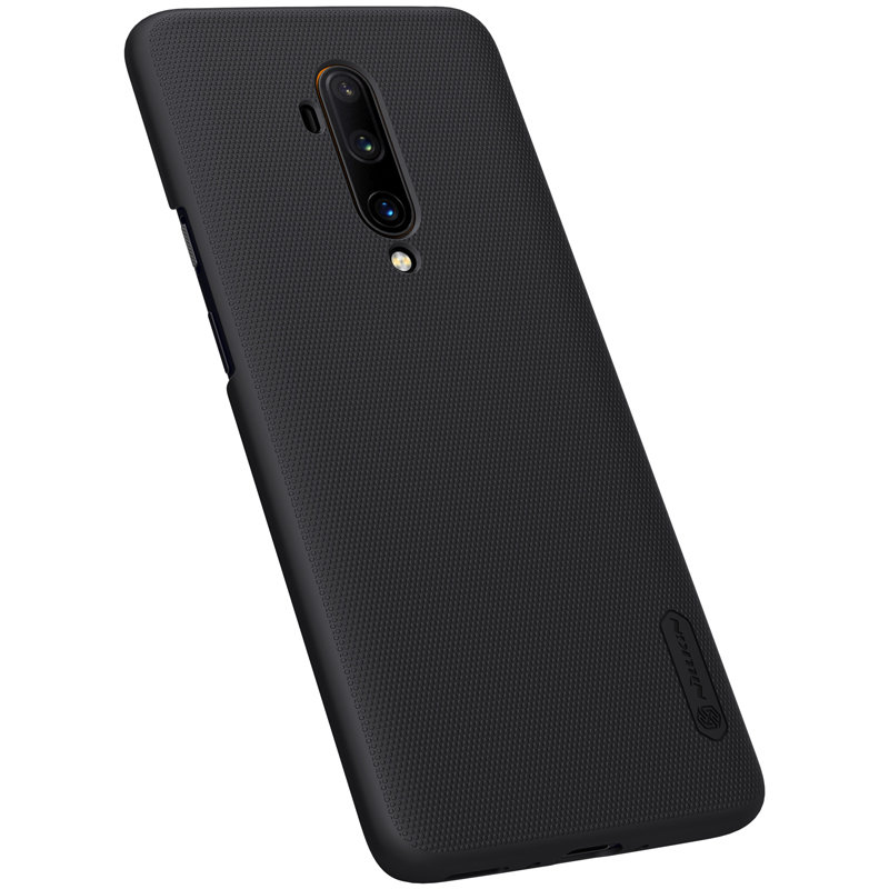 Husa OnePlus 7T Pro Nillkin Super Frosted Shield - Black