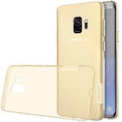 Husa Samsung Galaxy S9 Nillkin Nature UltraSlim - Portocaliu
