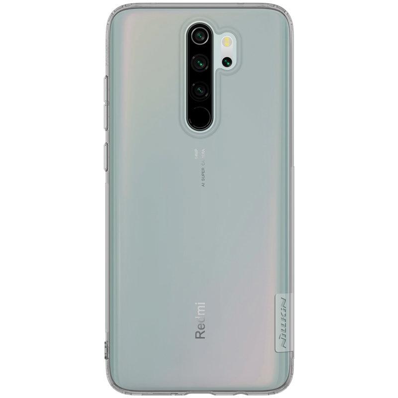 Husa Xiaomi Redmi Note 8 Pro Nillkin Nature UltraSlim - Fumuriu