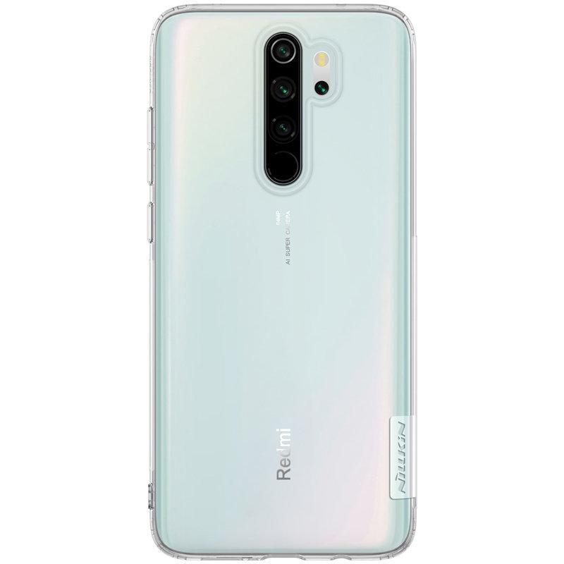 Husa Xiaomi Redmi Note 8 Pro Nillkin Nature UltraSlim - Transparent