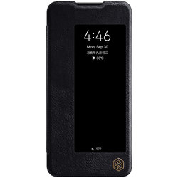 Husa Huawei Mate 30 Nillkin QIN Leather - Negru