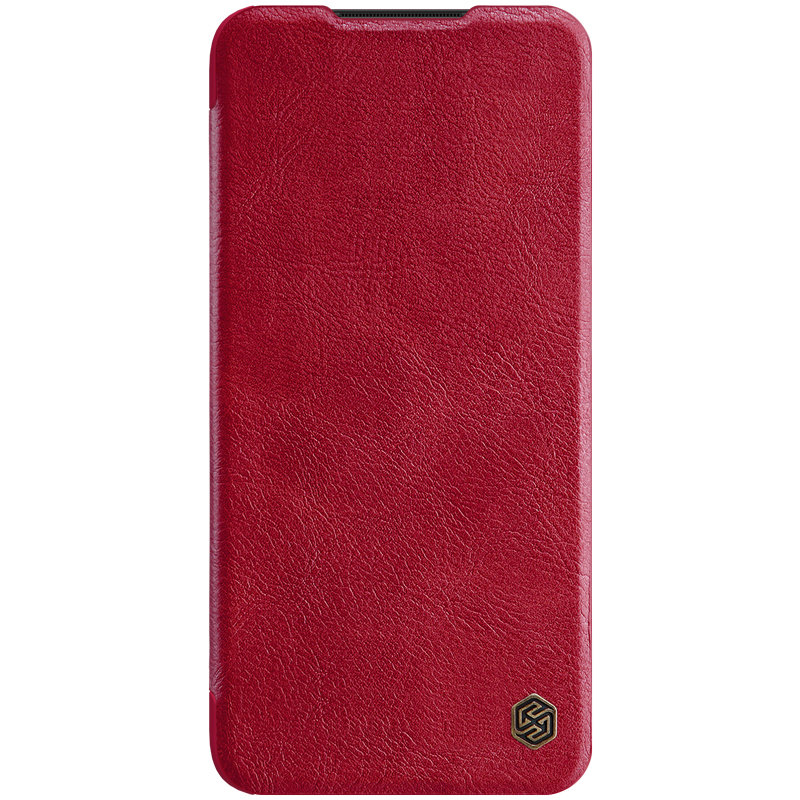 Husa Xiaomi Redmi Note 8 Pro Nillkin QIN Leather - Rosu