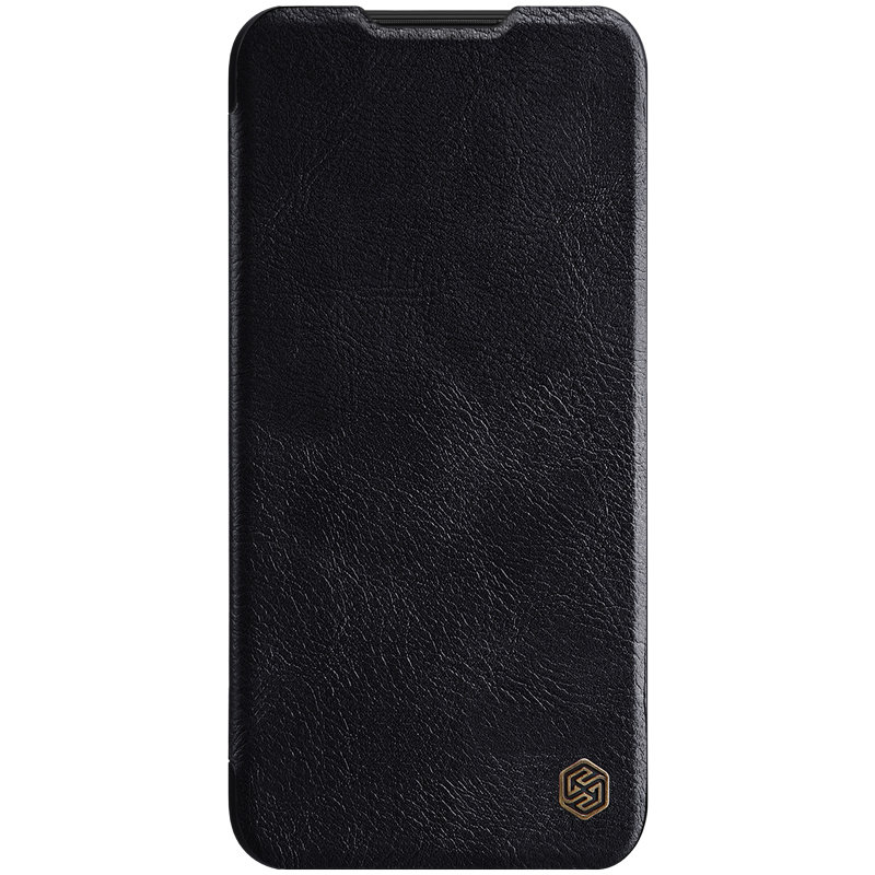 Husa Xiaomi Redmi Note 8 Nillkin QIN Leather - Negru