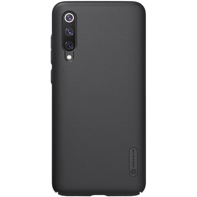 Husa Xiaomi Mi 9 Pro 5G Nillkin Super Frosted Shield - Black