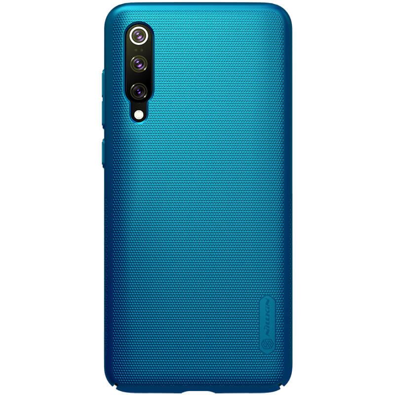 Husa Xiaomi Mi 9 Pro 5G Nillkin Super Frosted Shield - Blue