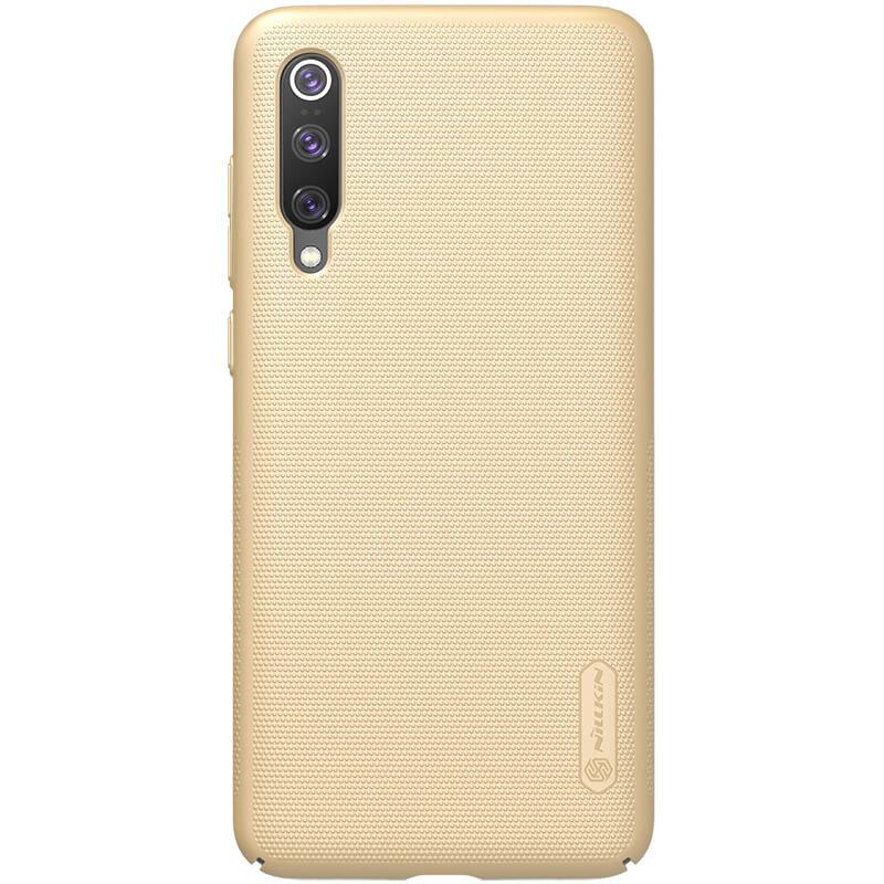 Husa Xiaomi Mi 9 Pro 5G Nillkin Super Frosted Shield - Gold
