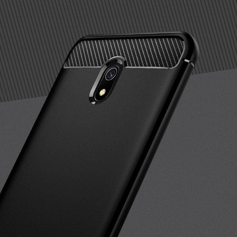 Husa Xiaomi Redmi 8A Spigen Rugged Armor - Matte Black