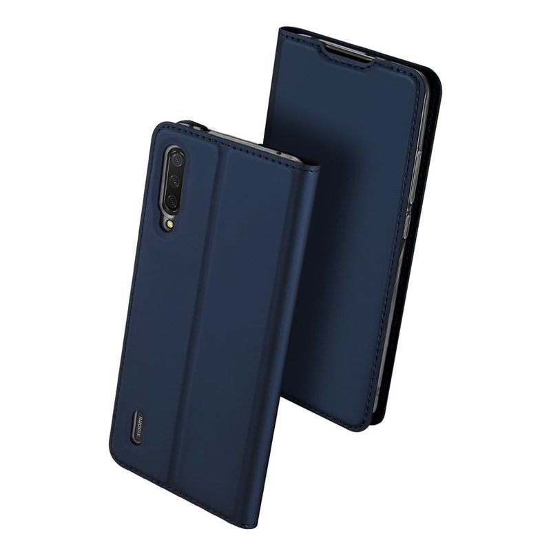 Husa Xiaomi Mi A3 / Mi CC9e Dux Ducis Flip Stand Book - Albastru