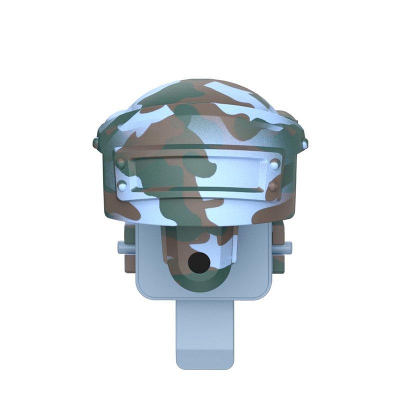 Butoane Gaming Telefon/Tableta Baseus Gamo GA03 Helmet Pubg Gadget - GMGA03-A03 - Blue Camouflage
