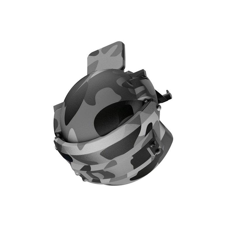 Butoane Gaming Telefon/Tableta Baseus Gamo GA03 Helmet Pubg Gadget - GMGA03-A02 - White Camouflage