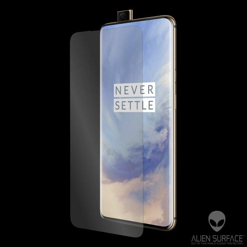 Folie Regenerabila OnePlus 7T Pro Alien Surface XHD, Full Face - Clear