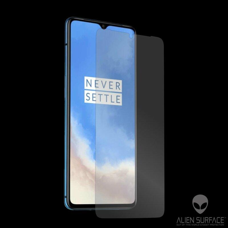 Folie Regenerabila OnePlus 7T Alien Surface XHD, Case Friendly - Clear