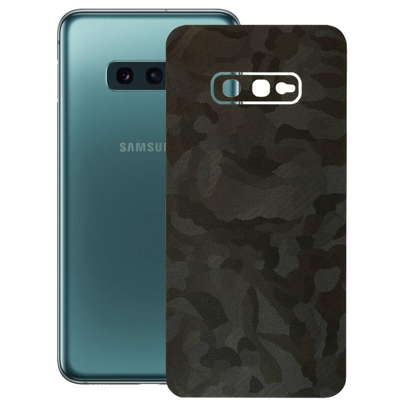 Skin Samsung Galaxy S10e - Sticker Autoadeziv Pentru Spate - Camo