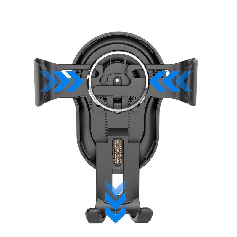 Suport Auto Dudao F3 Gravity Drive Air Vent Mount 360° - Negru