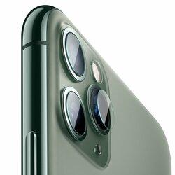 [Pachet 2x] Folie Sticla Camera iPhone 11 Pro Baseus Gem Lens - SGAPIPH58S-JT02 - Clear