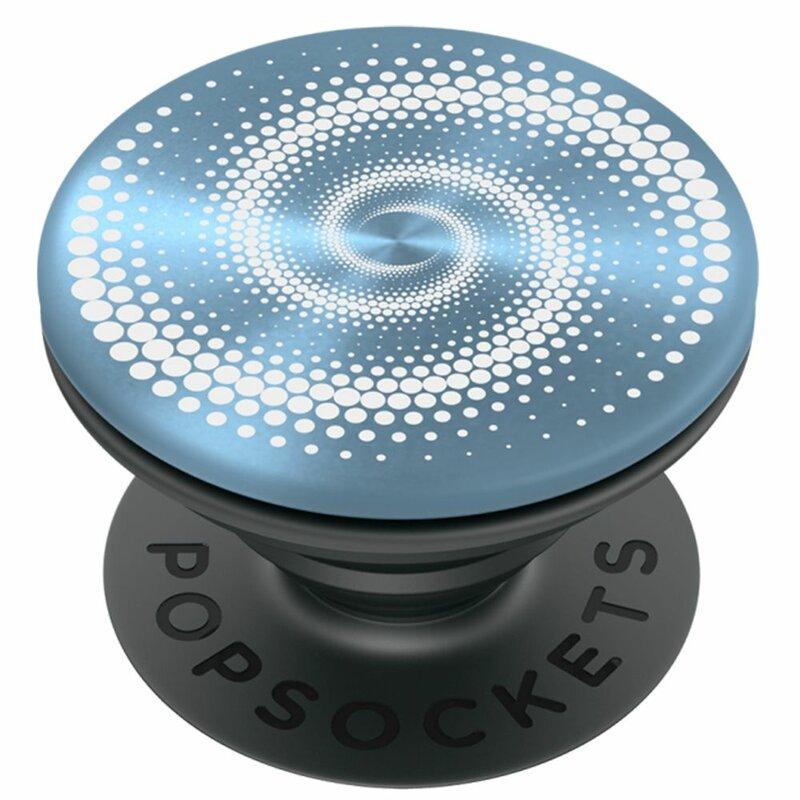 Popsockets Original, Suport Cu Functii Multiple - Spinner Aluminiu Mind Trap