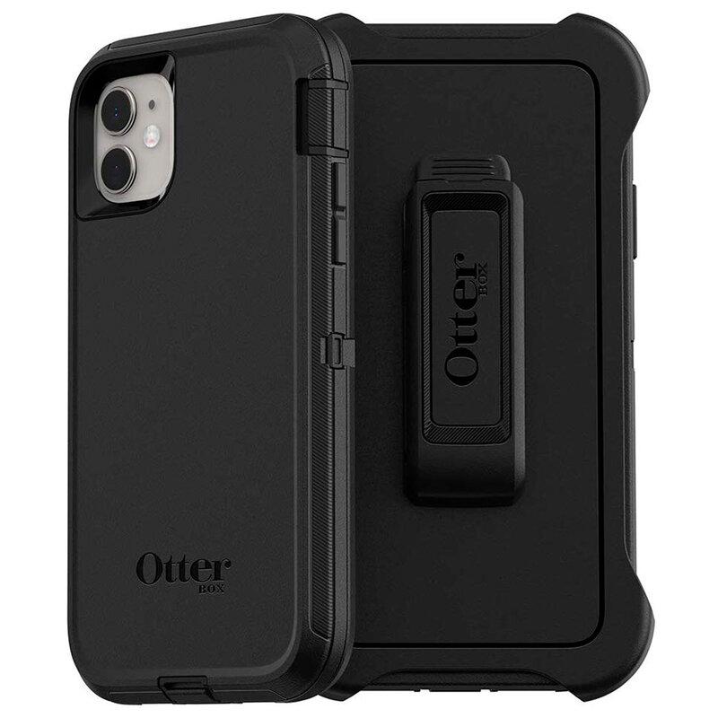 Husa iPhone 11 OtterBox Defender Series Screenless Edition - Negru