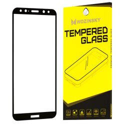 Folie Protectie Wozinsky Huawei Mate 10 Lite FullGlue FullCover - Black